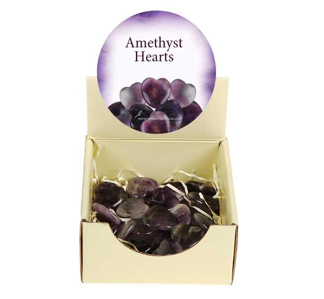 Heart Stone Displays